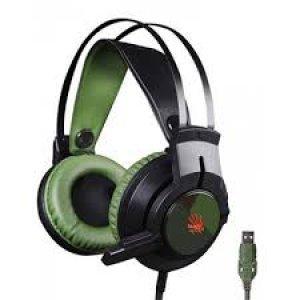 Qulaqcıq A4Tech 7,1 Glare Gaming J437 (Army Green)