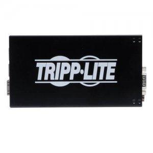 Tripp Lite External SNMP/Web Card Module connects APS to Ethernet (SNMPWEBSOLOHV)