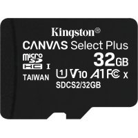 Карта памяти Kingston 32G micSD Select Pls 100R (SDCS2/32GB)