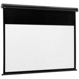 Проекционный экран Cyber Black-Line Electric Installation Wide 180x185 cm (MBI1817)