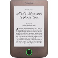 Электронная книга POCKETBOOK e-reader PocketBook 615(2) Dark Brown (PB615-2-X-CIS)