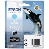 Картридж Epson T760 SC-P600 Light Cyan (C13T76054010)-bakida-almaq-qiymet-baku-kupit