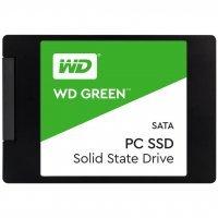 Внутренний SSD WD Green 240Gb (WDS240G2G0A)