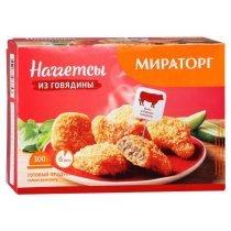 Наггетсы говядина Мираторг , 300г-bakida-almaq-qiymet-baku-kupit