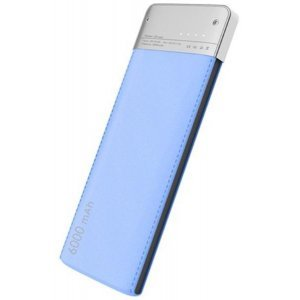 Портативное зарядное устройство (Power Bank) WST DP662 6000mah Blue