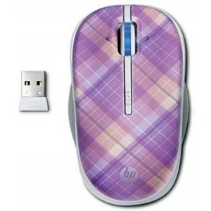 Беспроводная мышь HP 2.4GHz (LG143AA)