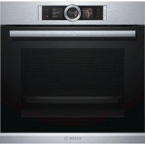 Электрический духовой шкаф Bosch HBG636ES1 (Silver)-bakida-almaq-qiymet-baku-kupit