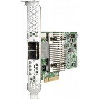 Адаптер HPE H241 12Gb 2-ports Ext Smart Host Bus Adapter (726911-B21)