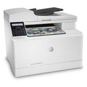 Принтер HP Color LaserJet Pro MFP M180fw Printer A4 (T6B71A)