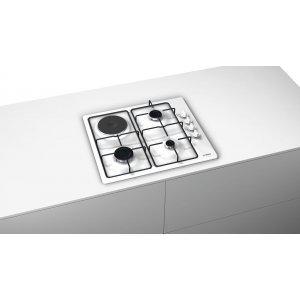 Комбинированная варочная поверхность Bosch PBY6C2B80Q (White)