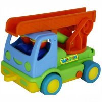 автомобиль Polesie Мой первый грузовик эвакуатор 4