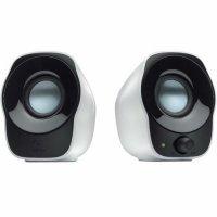 Компьютерные колонки LOGITECH Audio System 2.0 Z120 / White (980-000513)