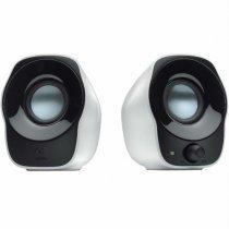 Компьютерные колонки LOGITECH Audio System 2.0 Z120 / White (980-000513)-bakida-almaq-qiymet-baku-kupit