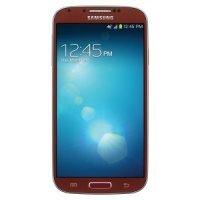 Мобильный телефон Samsung Galaxy S 4 I9500 16 GB (red)