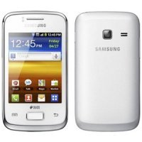 Мобильный телефон Samsung Galaxy S6312 Y Dual Sim (white)