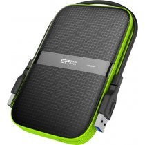 Внешний жёсткий диск Silicon Power PHD,Armor A60,2TB,Black (SP020TBPHDA60S3K)-bakida-almaq-qiymet-baku-kupit
