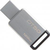 Флеш память USB Kingston 128 GB 3.0 DataTraveler 50(DT50/128GB-N)-bakida-almaq-qiymet-baku-kupit