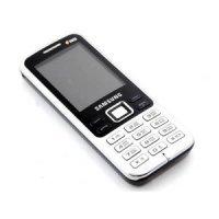 Мобильный телефон Samsung C3322 Dual Sim white