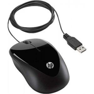 Mouse HP X1000 Black USB (H2C21AA)