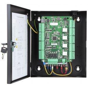 Сетевой контроллер Hikvision на 4 двери (DS-K2804)