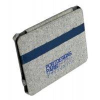 Чехол для планшета Port Designs KOBE iPad Mini / Grey (201217)
