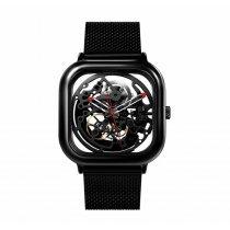 Elektron saatlar Xiaomi CIGA Design Full Hollow Mechanical watch (Black)-bakida-almaq-qiymet-baku-kupit
