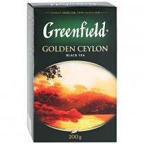 Çay Greenfield Qızıl Seylon qara 200 q-bakida-almaq-qiymet-baku-kupit