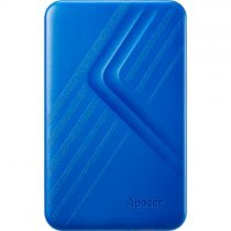 Внешний жёсткий диск Apacer 1 TB USB 3.1 Portable Hard Drive AC236 Blue (AP1TBAC236U-1)-bakida-almaq-qiymet-baku-kupit