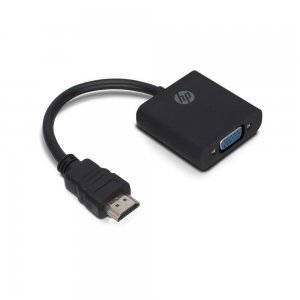 Adapter HP HDMI to VGA Adapter (H4F02AA)