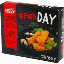 Рыбные наггетсы 350 гр Fish day Vici-bakida-almaq-qiymet-baku-kupit
