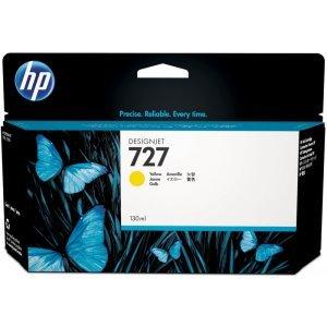 Cərəyan kartric HP № 727 B3P21A (Желтый)