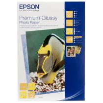 Бумага Epson Premium Glossy Photo Paper 13x18cm 50sh (C13S041875)-bakida-almaq-qiymet-baku-kupit