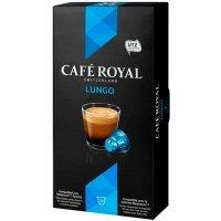 Кофе в капсулах Cafe Royal Lungo 10 шт ( совместимые с кофемашинами Nespresso)
