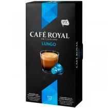 Qəhvə kapsulları Kafe Royal Lungo 10 əd (Nespresso qəhvə maşınlarına uyğundur)-bakida-almaq-qiymet-baku-kupit