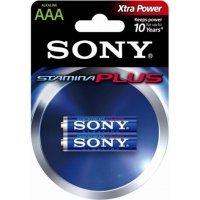 Batareyalar Sony battery Stamina Plus AAA(2) AM4-B2D