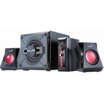 Akustik sistem Speaker Genius SW-G2.1 1250 (BLACK)-bakida-almaq-qiymet-baku-kupit