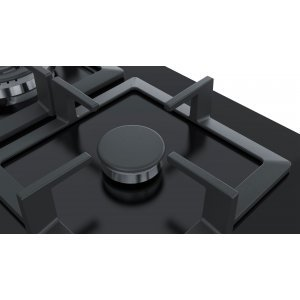 Газовая варочная поверхность Bosch PPH6A6B20 (Black)