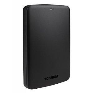 Внешний HDD Toshiba 1TB USB 3.0 (DTB310)