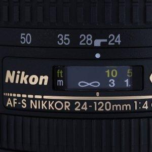 Фотообъектив NIKON-24-120