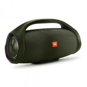 Акустическая система JBL BOOM BOX Green (JBLBOOMBOXGRNEU)