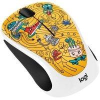Беспроводная мышь Logitech Wireless Mouse M238 Gold (L910-005056)