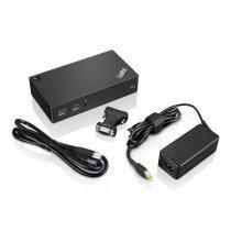 Док станция для ноутбука Lenovo ThinkPad USB 3.0 Pro Dock (40A70045EU)-bakida-almaq-qiymet-baku-kupit