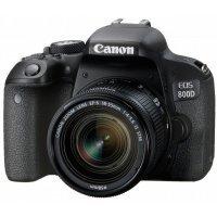 Фотокамера Canon D.CAMERA EOS 800D 18-55 RU (1895C019)