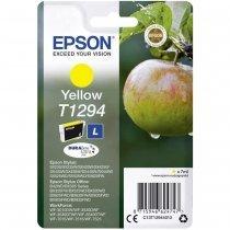 Картридж EPSON T1294 YE Ink Cartridge (C13T12944012)-bakida-almaq-qiymet-baku-kupit