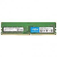 (Оперативная память) RAM  DDR8 8 Gb CRUCIAL PC 19200 2400 MHz  Retail (CT8G4DFS824A)