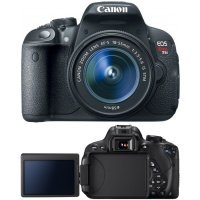 Зеркальный фотоаппарат Canon EOS 80D 18-55 80D (80D kit 18-55)