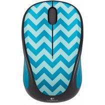 Беспроводная мышь Logitech Wireless Mouse M238 TEAL CHEVRON (910-004520)-bakida-almaq-qiymet-baku-kupit