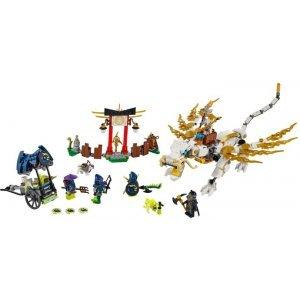 KONSTRUKTOR LEGO Ninjago (70734)