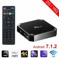 Медиаплеер Android TV Box X96 MINI 4K 2/16