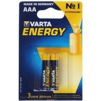Батарейки VARTA ENERGY 4103 AAA (2)